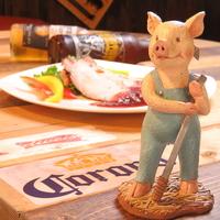 豚バルデュロック ひろめ店の写真