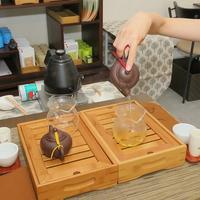 台湾茶カフェ 狐月庵の写真
