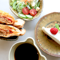 Cafeゆう福岡天神店の写真