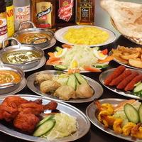 ジャーハンインドネパール料理の写真