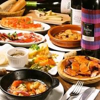 スペインビオワイン&スペイン料理 マドリード 渋谷の写真