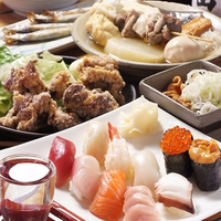 大衆寿司酒場 こがねの写真