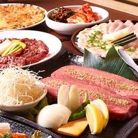 焼肉ホルモン市場 池上線ガード下物語 大崎店の写真