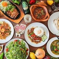 本格タイ料理バル プアン 学芸大学店の写真