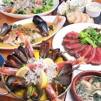 魚と泡の美味しい店 瀬戸内バル リエットの写真