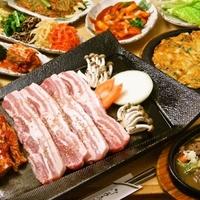 韓国家庭料理 さらん房の写真