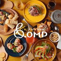 Cafe&Eat OMPの写真