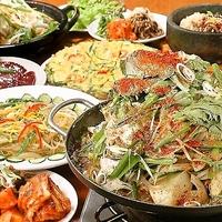 韓国食堂ジョッパルゲの写真