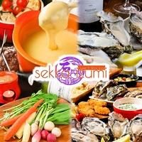 Oyster&Wine stand sekka izumi(セッカ イズミ)の写真