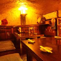 隠れ家キッチンの写真