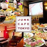 JUNK CAFE TOKYO(ジャンクカフェトウキョウ)の写真