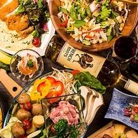 地酒と創作和食 九平次 新宿店の写真