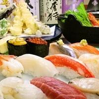 積丹料理 ふじ鮨 小樽店の写真
