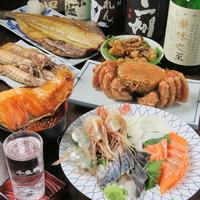 札幌海鮮居酒屋 おたる旬魚 しば田の写真