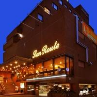 ホテルサンルート松山 屋上ビアガーデンの写真