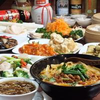朝霞 刀削麺の写真