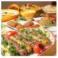 アラビアレストラン ゼノビアの写真
