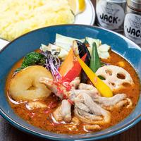 札幌スープカレーJACKの写真