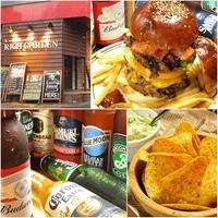 American Cafe Bar RICH GARDEN(リッチガーデン)心斎橋本店の写真