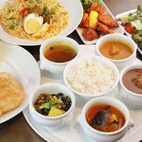 BBQテラス&本格南インド料理 タージ・マハルの写真