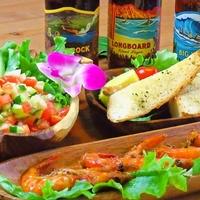 Hawaiian cafe WIKIWIKIの写真