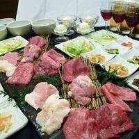 蕨 千山閣 焼肉の写真