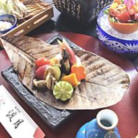 嵯峨峡 渡月の写真
