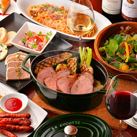 ビストロ×肉料理 CT kitchen 亀 中目黒店の写真