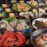 北海道酒場 魚蔵 ねむろ 蒲田駅前店の写真