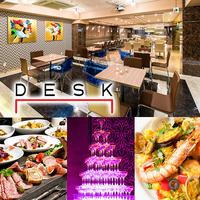赤坂 貸切 パーティ デスク【DESK】の写真