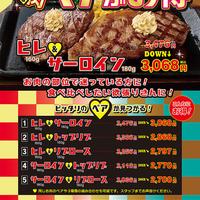 いきなりステーキ 学園南店の写真