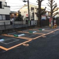 名鉄協商パーキング 練馬第14石神井台4丁目の写真