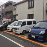 名鉄協商パーキング 新宿第8西早稲田3丁目の写真