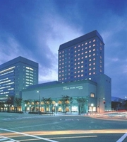 オークスカナルパークホテル富山の写真