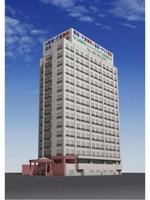 広島駅前ユニバーサルホテル新幹線口右の写真