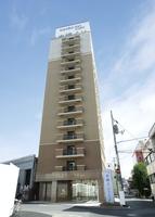 東横イン岡山駅西口広場の写真