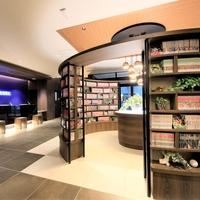 クインテッサホテル福岡天神 Comic & Booksの写真