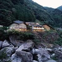中津渓谷 ゆの森の写真