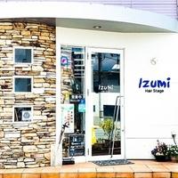 ヘアーステージ イズミ(hair stage Izumi)の写真