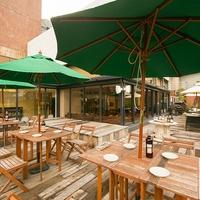 ザ ルーフトップカフェ バーベキューテラスの写真