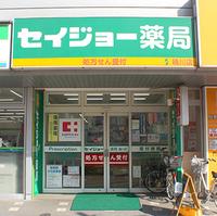 ココカラファイン セイジョー薬局桶川店の写真