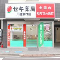 セキ薬局 川越東口店の写真