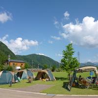 白山吉野オートキャンプ場の写真