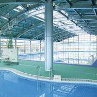 北杜市いずみプールの写真