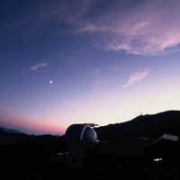 梶ヶ森天文台の写真