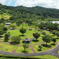 観音池公園ふれあいセンターキャンプ場の写真