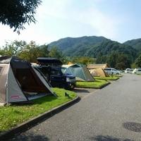 出会いの森総合公園オートキャンプ場の写真