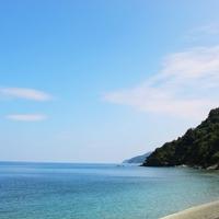 夢永海水浴場の写真