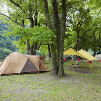 川原自然公園キャンプ場の写真