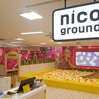 NICOPA nico ground イオン津店の写真